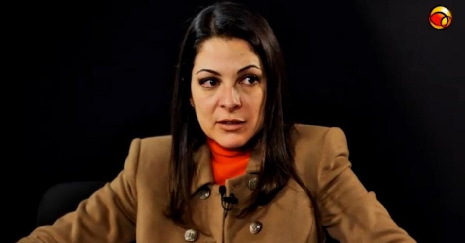 Ana Paula Padrão em entrevista ao Ooops! _ foto 2