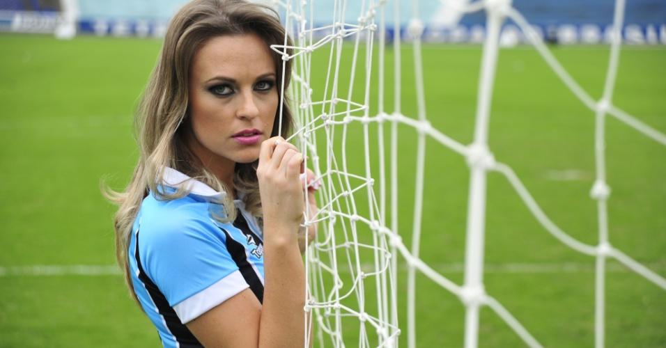 Daiane Steffens é a candidata do Grêmio