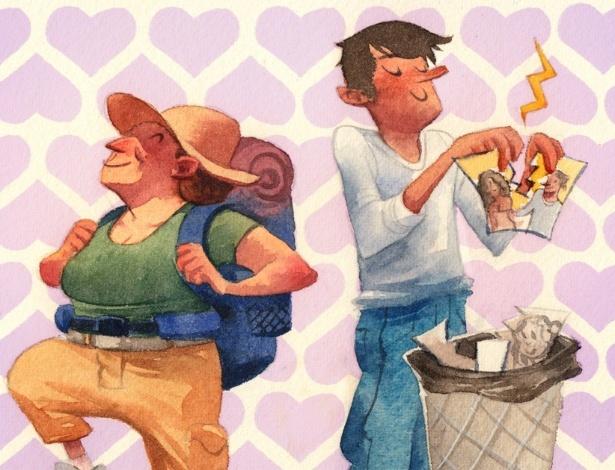Após uma relação longa, ficou a impressão de ter desaprendido a paquerar? Reaprenda e siga em frente