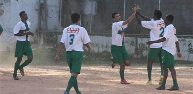 O Campo Verde FC atropelou o Marrocos e venceu por 6 a 0 na primeira rodada da Etapa 2