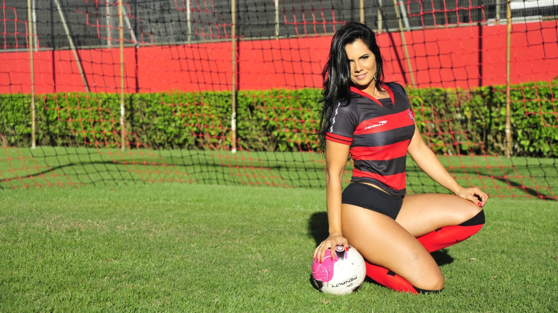 Taís Rebouças é a candidata do Vitória