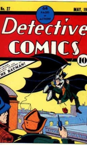 O gibi Detective Comics foi lan&#231;ado pela editora DC Comics em mar&#231;o de 1937 e continua a ser publicado desde ent&#227;o