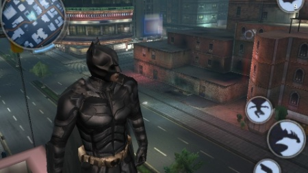 &#34;Batman: Dark Knight Rises&#34; &#233; game baseado no celebrado filme hom&#244;nimo