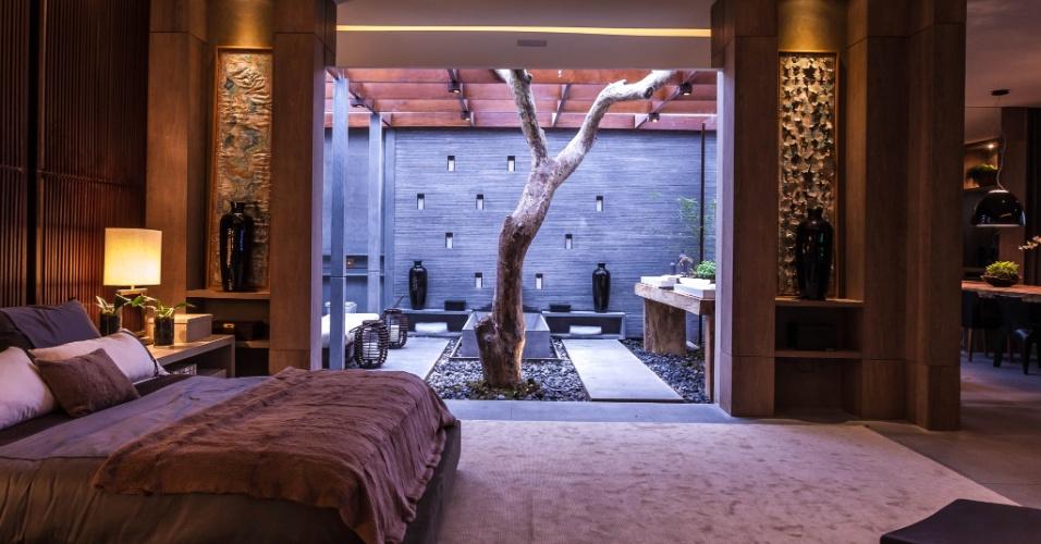 Casa Cor SP 2012: Casa do Jatobá, projetada pela arquiteta Débora Aguiar