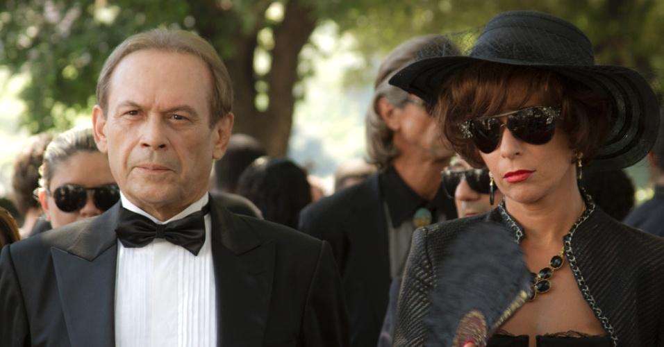 Com José Wilker e Andréa Beltrão no elenco,
