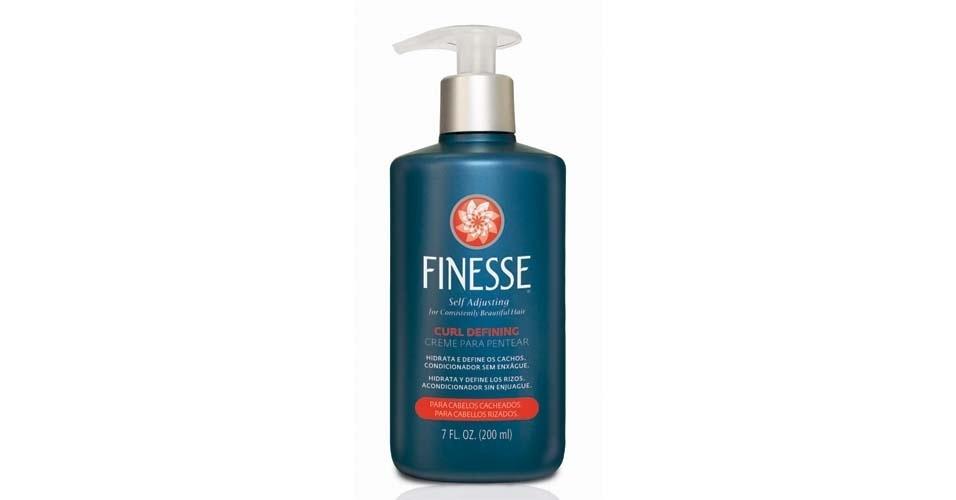 Creme de pentear Curl Defining Cabelos Cacheados, Finesse