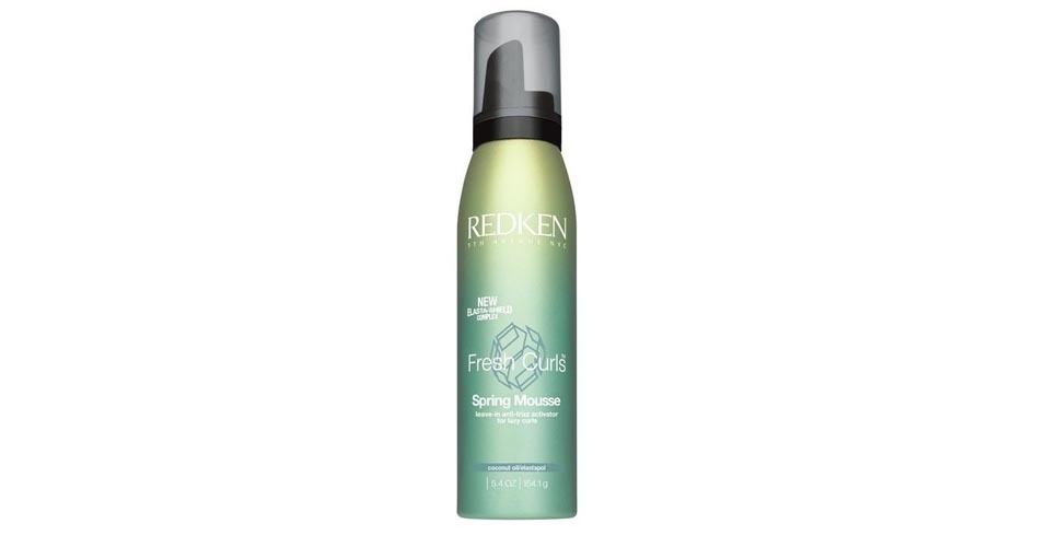 Fresh Curls Spring Mousse, Redken