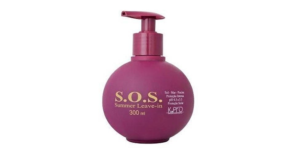 S.O.S Summer Leave-in, K.PRO-Profissional
