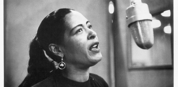 Billie Holiday, a diva do jazz e influencia assumida de Amy Winehouse