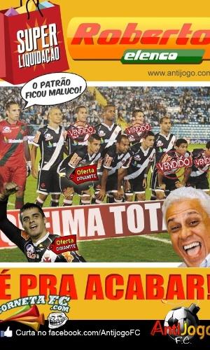 Corneta FC: Saldão vascaíno!