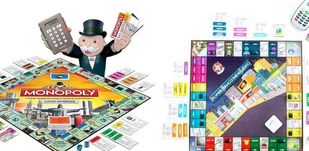 Famosos at� hoje, o Banco Imobili�rio e o Monopoly foram inventados h� mais de 60 anos