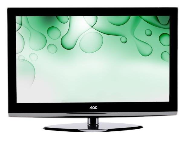 A TV tem a opção de ser utilizada como monitor se for ligada a um PC