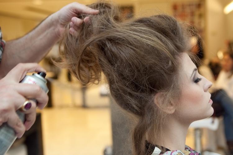 Passo a passo cabelo de celebridades - Marco Antonio di Biaggi - 30