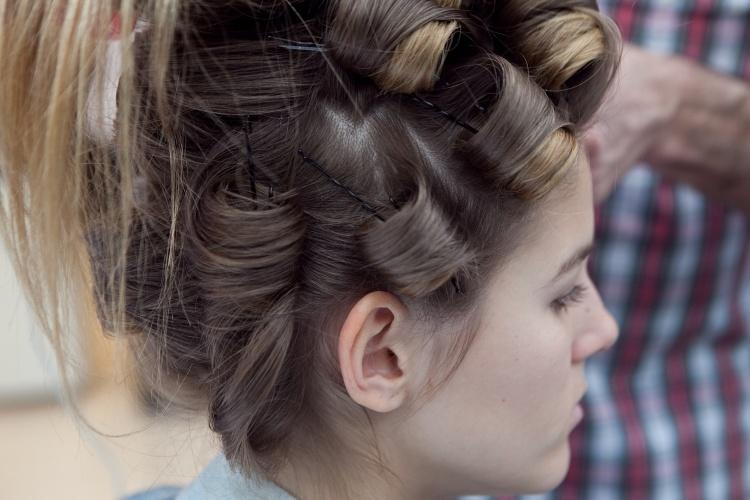Passo a passo cabelo de celebridades - Marco Antonio di Biaggi  2
