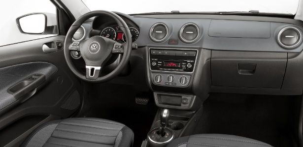 parte interior Gol Power
