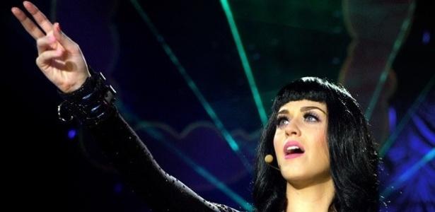 Trecho de uns dos shows de Katy Perry exibido no filme no filme