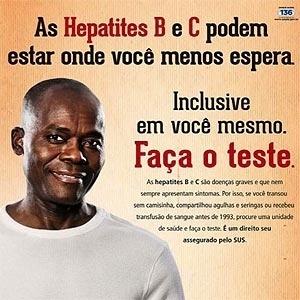 Resultado de imagem para hepatites virais ministerio da saude CARTAZES