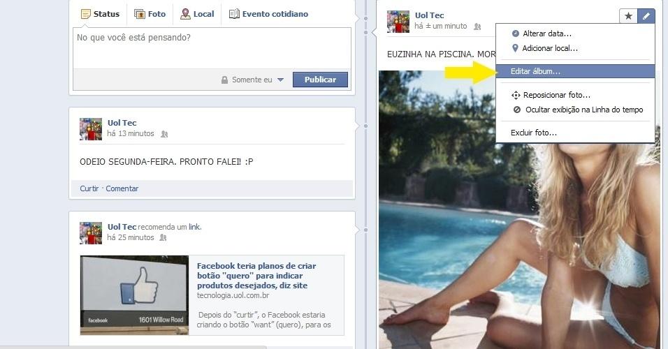 Como consertar erros comuns no Facebook