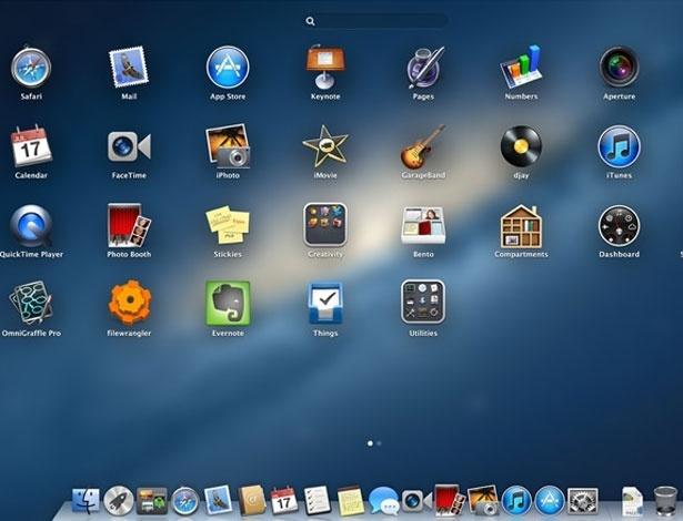 Plataforma Mountain Lion tem diversos aplicativos; segundo a Apple, há 200 novos recursos