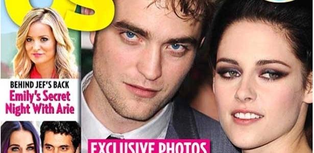 Revista divulga foto de Kristen Stewart abraçada com diretor de