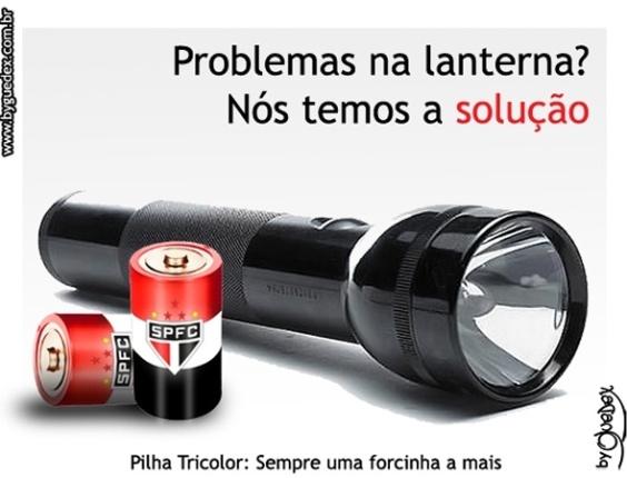 Corneta FC: Problemas na lanterna?