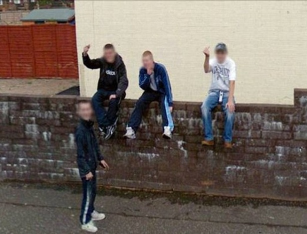 Exposição em Londres mostra imagens inusitadas do Street View