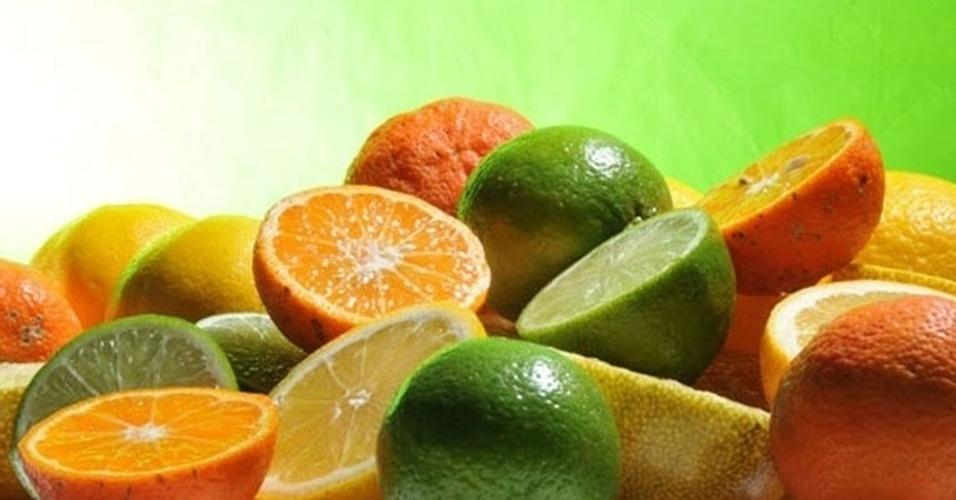 laranja, limão, frutas cítricas