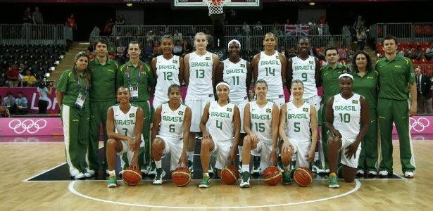 Basquete feminino - REUTERS/Sergio Perez