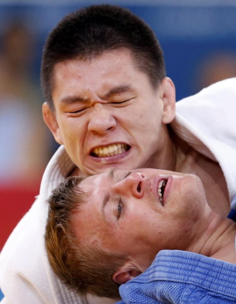 Sul-coreano Gwang-Hyeon Choi enfrenta finlandês Valtteri Jokinen pela categoria até 60 kg do judô