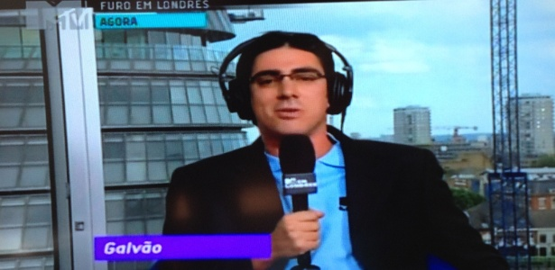 &#34;Bem amigos da Rede Record... Digo, da Rede Glo... Digo, da MTV&#34;, come&#231;ou Marcelo Adnet