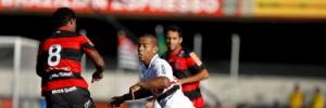 copa sul-americana: Com três gols em quatro jogos, Ademilson recebe elogios e o direito de usar a camisa 11