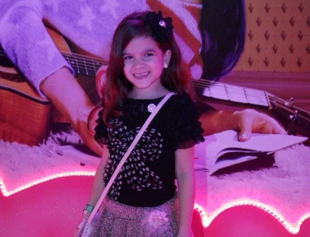 """A atriz Mel Maia, que interpretou Rita em """"Avenida Brasil"""", na pré-estreia de """"Katy Perry: Part of Me 3D"""" (30/7/12)"""