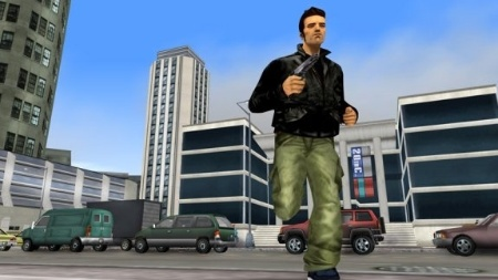 """Grand Theft Auto 3"" estará disponível para download nesta terça (25) no PlayStation 3"