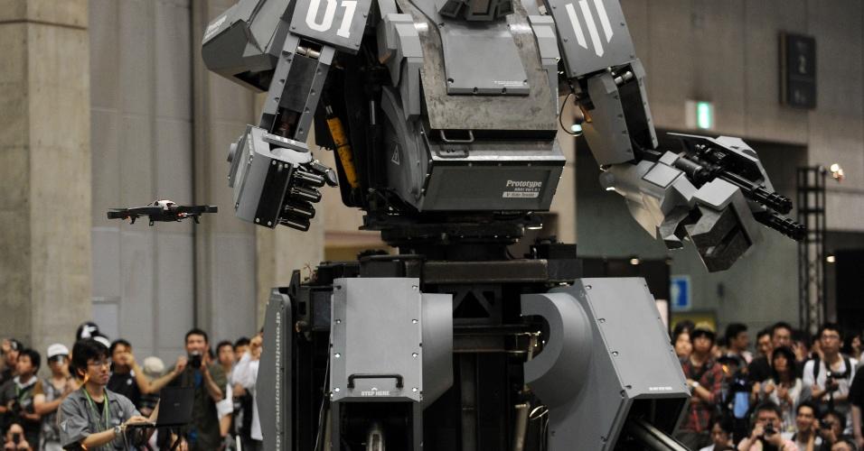 robô Kurata, da Suidobashi