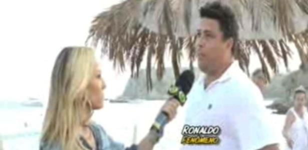Ronaldo diz que j foi em praia de nudismo mas n o tirou for Paginas de nudismo