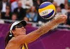 Reserva do vôlei de praia na Rio-2016 é absolvida em julgamento por doping - Lucy Nicholson/Reuters