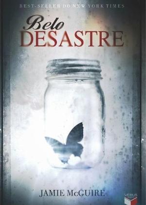 """Capa da edição nacional de """"Belo Desastre"""""""