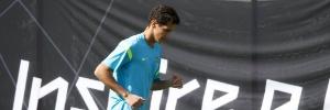 seleção olímpica: Ganso volta aos treinos e Mano definirá time contra Honduras na base da conversa