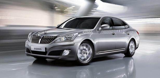 Sedã de luxo chega para conquistar clientes de BMW Série 7, Mercedes Classe S e Audi A8