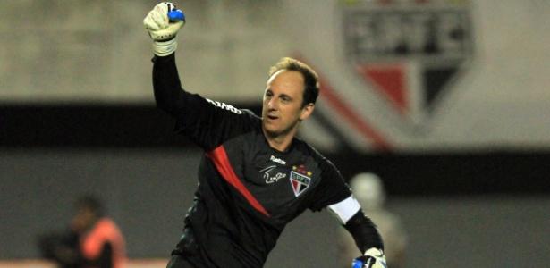 Rogério Ceni minimizou polêmica com técnico do São Paulo durante partida na quarta