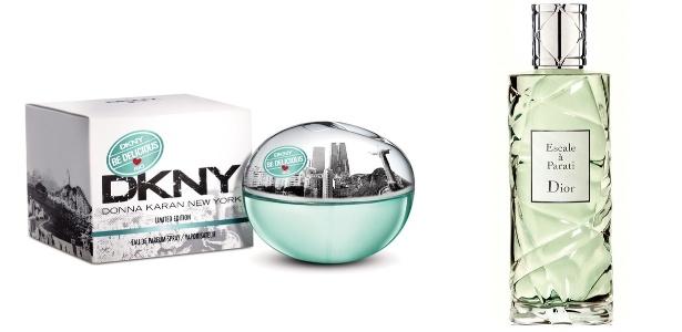 DKNY e Dior fazem referência ao Brasil em suas novas fragrâncias