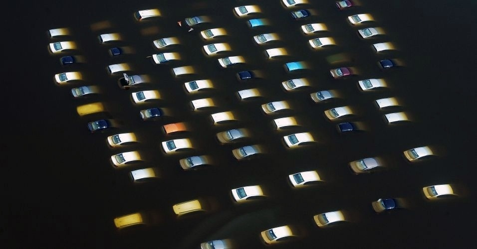 Sorte: terremoto e tsunami no Japão (foto), inundação na Tailândia e recalls em todo o mundo derrubaram com força o planejamento da Toyota e ensinaram à Volkswagen que diversificar o local de produção é uma boa maneira para se manter a confiabilidade