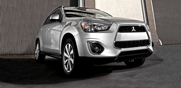 Mitsubishi Outlander Sport, o nosso ASX, revela a cara do modelo que será produzido aqui