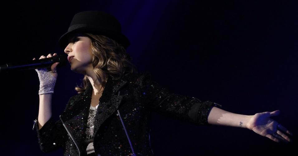 O Rio de Janeiro recebe o sétimo show da cantora em homenagem ao