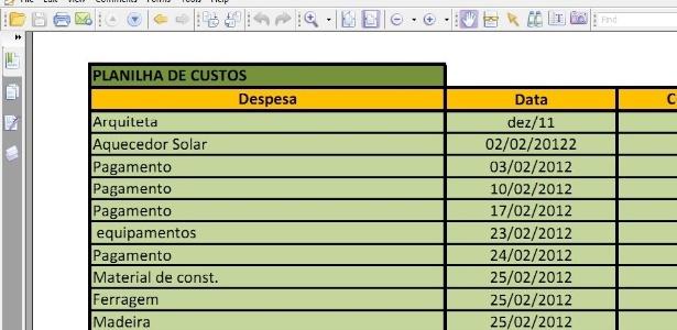 Plataformas online ajudam na conversão de um arquivo PDF para Excel