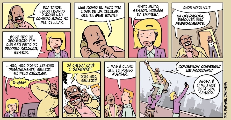 Sem sinal - 4/8/2012