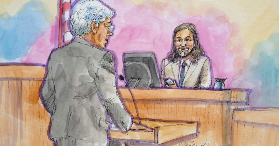 Apple x Samsung: imagens mostram bastidores do julgamento de patentes nos EUA