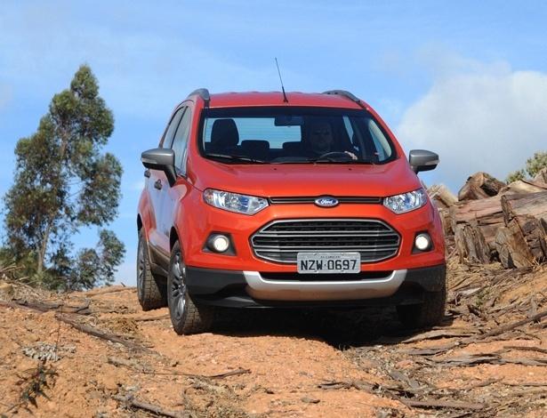 EcoSport Freestyle 1.6: Ford avalia que versão, a quase R$ 60 mil, será a best-seller