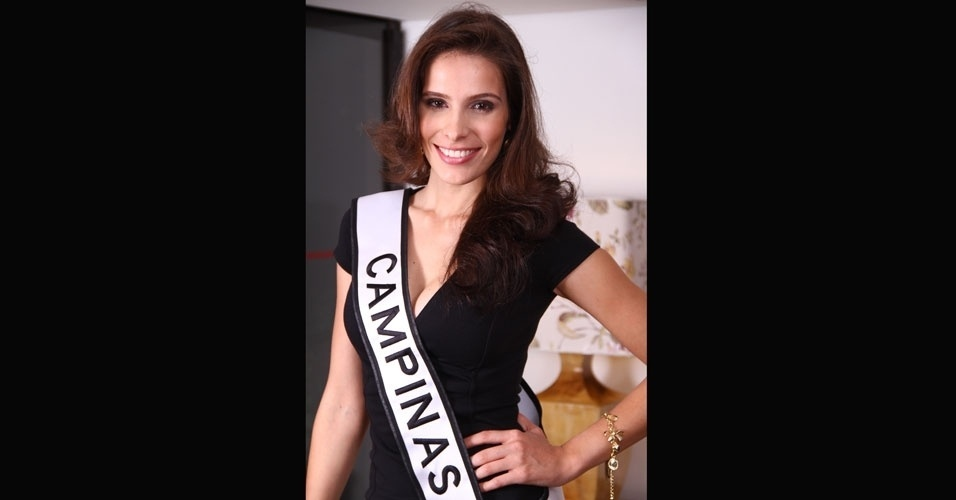 Miss Campinas, Stephanie Garotti, 20