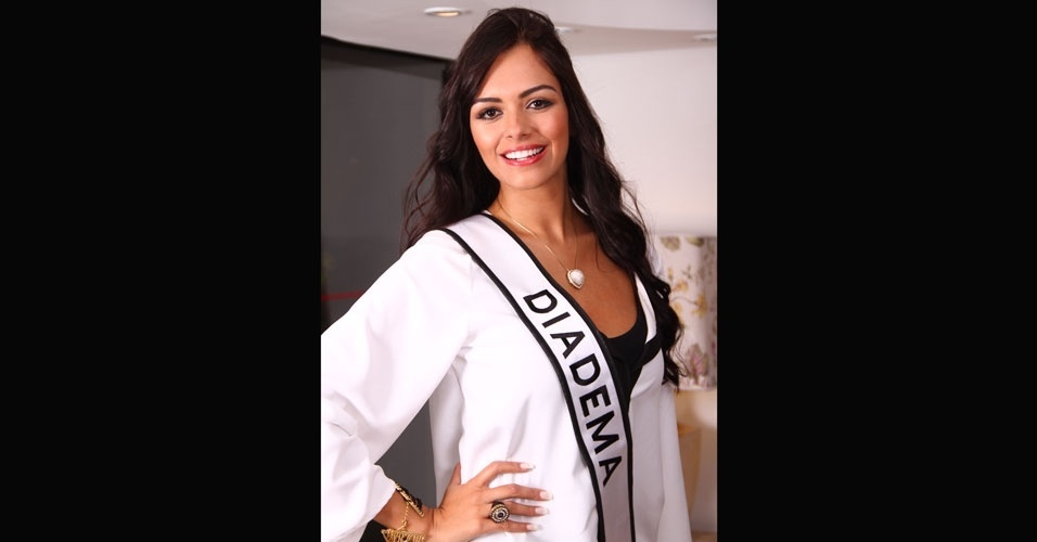 Miss Diadema, Letycia Jord&#227;o, 24